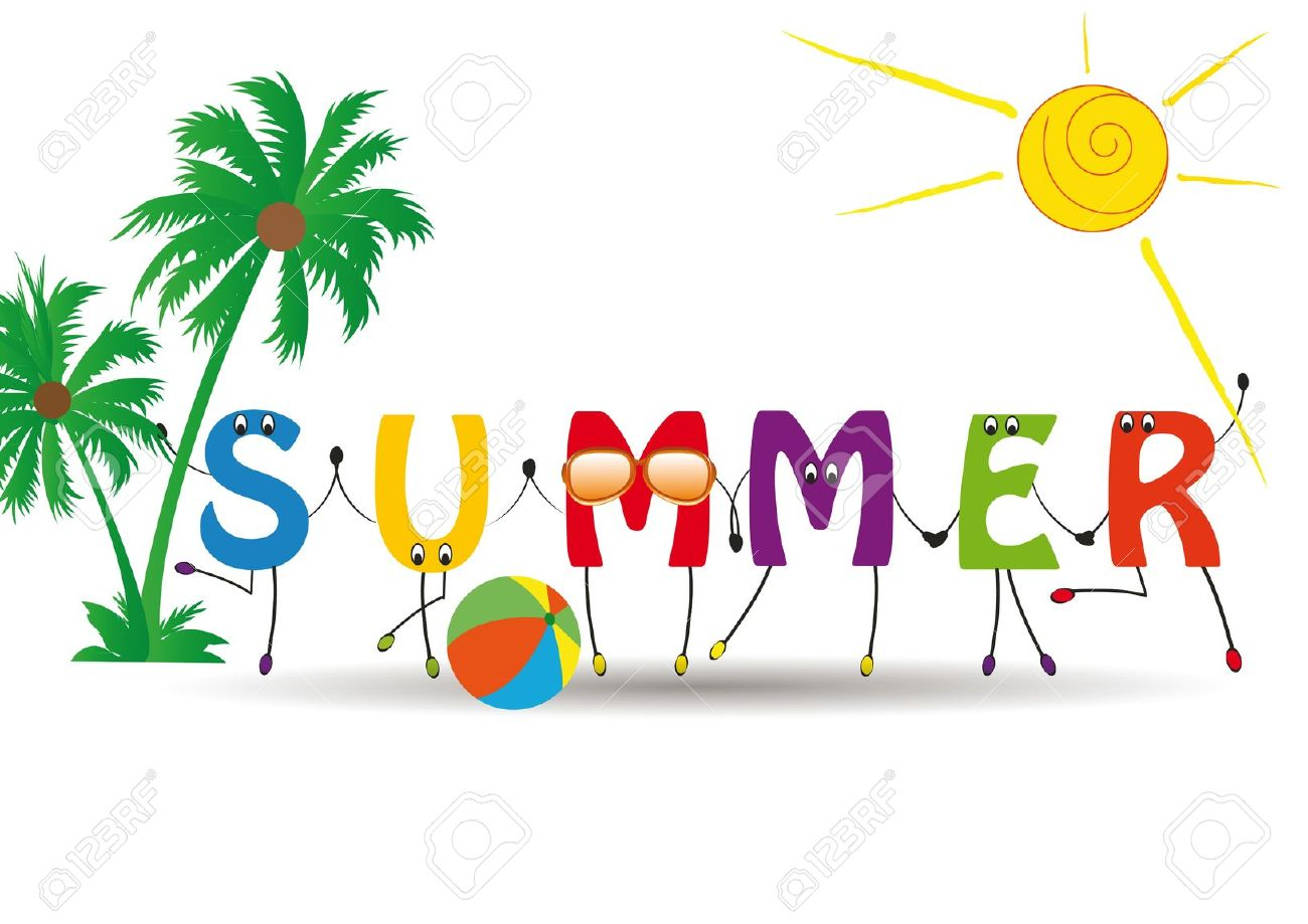 Image result for free summer clip art